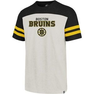47 NHL BOSTON BRUINS ENDGAME 47 CLUB TRI- COLORED TEE - Férfi póló