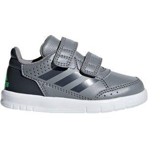 adidas ALTASPORT CF I szürke 23 - Gyerek szabadidőcipő