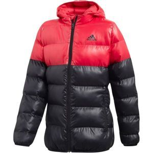 adidas SYNTHETIC DOWN GIRLS BTS JACKET rózsaszín 128 - Lány dzseki