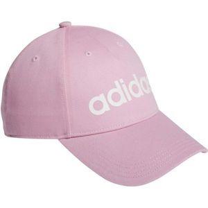 adidas DAILY CAP JNR rózsaszín  - Gyerek baseball sapka