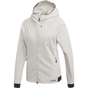 adidas W HI LOFT SOSH fehér XL - Női outdoor kabát