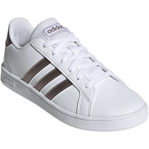 adidas GRAND COURT K fehér 32 - Gyerek cipő