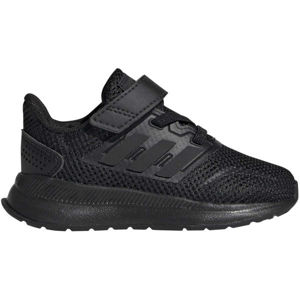 adidas RUNFALCON I fekete 22 - Gyerek futócipő