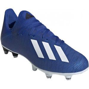 adidas X 19.3 SG kék 10.5 - Férfi focicipő