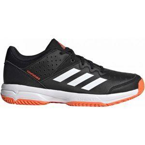 adidas COURT STABIL JR - Gyerek kézilabda cipő