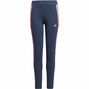 adidas LEO TIGHT  128 - Lány legging