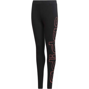 adidas YG LOGO TIGHT  152 - Lány legging