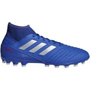 adidas PREDATOR 19.3 AG kék 8 - Férfi focicipő