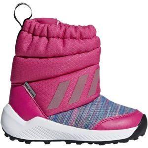 adidas RAPIDASNOW BTW I rózsaszín 24 - Gyerek téli cipő