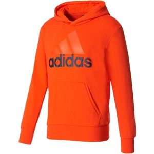 adidas ESSENTIALS LINEAR PULLOVER HOOD FRENCH TERRY Férfi