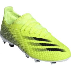 adidas X GHOSTED.3 FG J  3.5 - Gyerek futballcipő