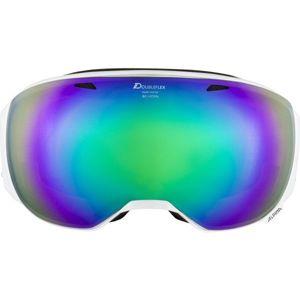 Alpina Sports BIG HORN HM fehér NS - Uniszex síszemüveg