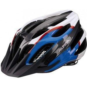 Alpina Sports FB JUNIOR 2.0 FLASH zöld (50 - 55) - Gyerek kerékpáros sisak