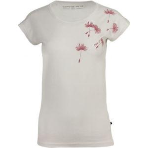 ALPINE PRO BANA fehér M - Női póló