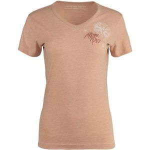 ALPINE PRO MARWA rózsaszín XL - Női póló