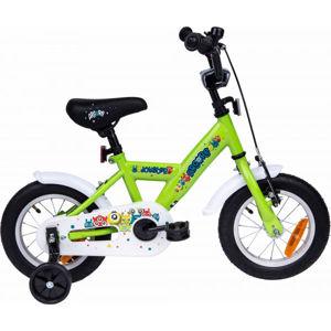 """Arcore JOYSTER 12 zöld NS - 12"""" gyerekkerékpár"""