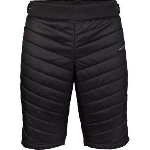 Arcore ALBAN fekete M - Férfi bélelt rövidnadrág