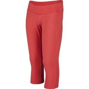 Aress LUNA narancssárga 152-158 - Lányos háromnegyedes legging