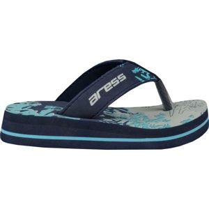 Aress ZION kék 22 - Gyerek flip-flop papucs