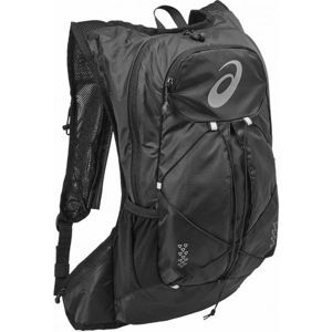 Asics LIGHTWEIGHT RUNNING BACKPACK fekete 1 - Futóhátizsák