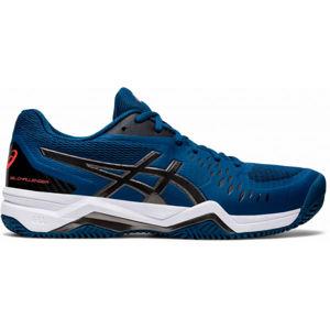 Asics GEL-CHALLENGER 12 CLAY kék 10.5 - Férfi teniszcipő