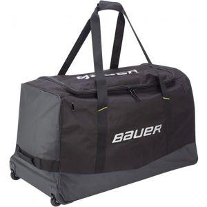 Bauer CORE WHEELED BAG JR fekete NS - Junior hokitáska