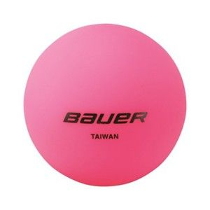 Bauer HOCKEY BALL COOL PINK - Labda