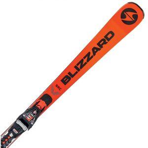 Blizzard FIREBIRD SRC + XCELL12 DEMO  160 - Lesikló síléc