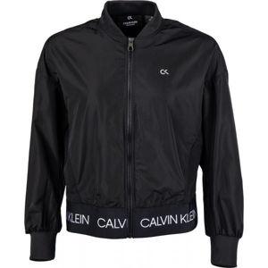 Calvin Klein BOMBER JACKET fekete S - Női kabát
