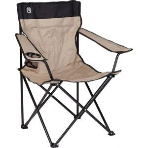 Coleman STANDARD QUAD CHAIR bézs NS - Összecsukható szék - Coleman