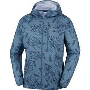 Columbia FLASH FORWARD WINDBREAKER PRINT - Férfi széldzseki