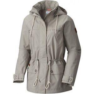 Columbia REMOTENESS JKT szürke XL - Női vízálló kabát