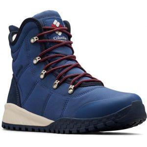 Columbia FAIRBANKS OMNI-HEAT kék 11.5 - Férfi téli cipő
