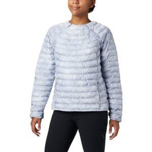 Columbia POWDER PASS PULLOVER szürke L - Női outdoor kabát