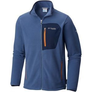 Columbia TITAN PASS 2.0 FLEECE JACKET - Férfi fleece pulóver