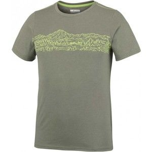 Columbia HILLVALLEY FOREST SHORT SLEEVE TEE - Férfi póló