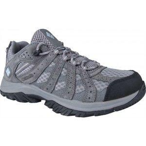 Columbia REDMOND XT szürke 7.5 - Női terepfutó cipő