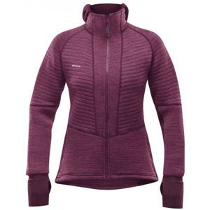 Devold TINDEN SPACER WOMAN JACKET W/HOOD - Női pulóver