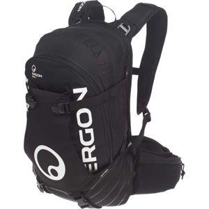 Ergon BA3 E PROTECT fekete NS - Kerékpáros hátizsák