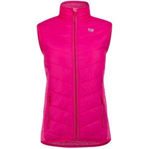 Etape ARTEMIS rózsaszín XL - Női hibrid mellény