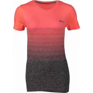 Fitforce ROXA narancssárga M - Női fitnesz póló