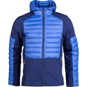 Head DAVE kék XXL - Férfi softshell kabát