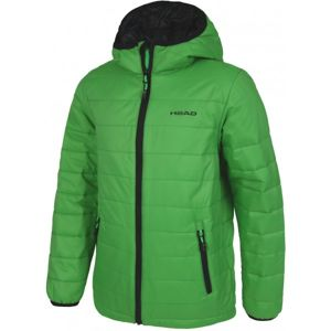 Head JAKE zöld 164-170 - Fiú steppelt kabát