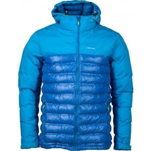 Head COOPER kék M - Férfi télikabát
