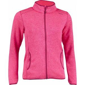 Head KEIKO rózsaszín 152-158 - Gyerek fleece pulóver