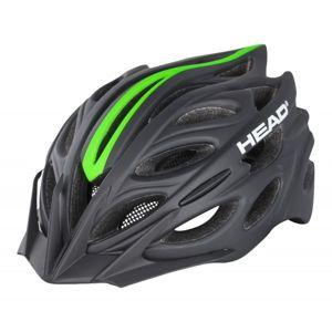 Head MTB W07 zöld L/XL - Kerékpár sisak