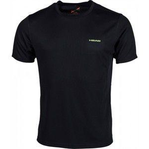 Head DIXON fekete XL - Férfi póló