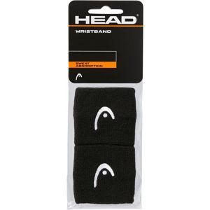 Head WRISTBAND 2,5 fekete NS - Csuklószorító