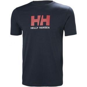 Helly Hansen LOGO T-SHIRT - Férfi póló