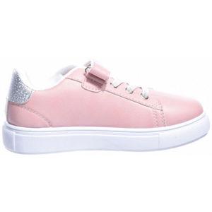 Junior League HERRLJUNGA rózsaszín 29 - Lány egészéves cipő